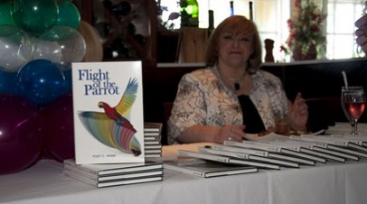Polly Wilkie Book Signing